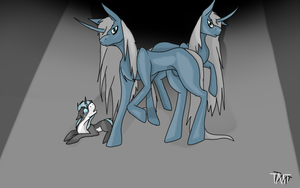 The Twins by BloodMoon6