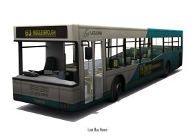 Arriva Bus by NowIn3D