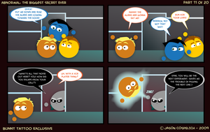 SC - Abnormal (BSE) 11 by simpleCOMICS