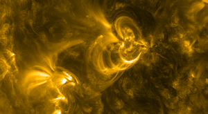 28 days view of the Sun by Topas2012