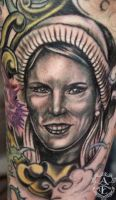 Mom Portrait done by Sean Ambrose by seanspoison