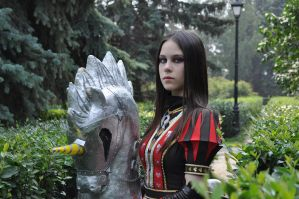 Alice: Madness Returns Cosplay by dotokoto