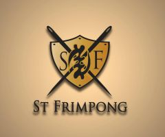 ST. FRIMPONG LOGO by truthdondie