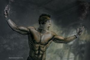 Frankensteins monster means That s enough by playart-PSD
