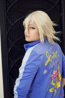 Tiger and Bunny-Ivan Karelin by AoiGetsueiAwai
