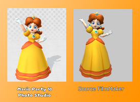 Mario Party 10 vs Source FilmMaker by ZeFrenchM