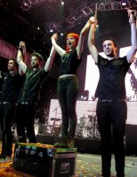 Paramore - St. Augustine, FL S by Bllq21