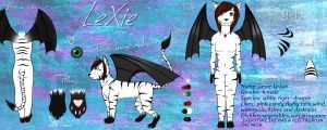 1st reference sheet by LexieUrban