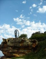 Sculpture by the Sea 2009-87 by ARTmonkey90