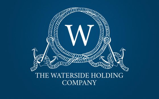 The Waterside Holding Company logo by DreamingHermit