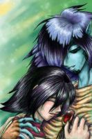For Vaneral: Embrace by Zanne