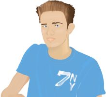 Me Vector II Drawing 07 by andys184