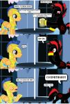 Shadow and Flash-Too much to drink by CyrilSmith