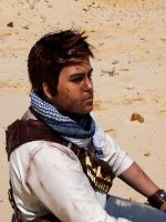 Nathan Drake Cosplay - Surrender by zahnpasta