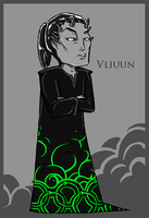 Vliuun commission by MiniLeiProductions