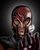 Call me...Magneto by OngJ