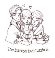Everybody loves Lizzie Bennet by Guid-chan