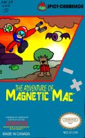 The Adventures of Magnetic Mac by JOSHDILISI