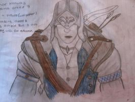 assassins creed 3 by wolfwarrior74