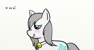 Cat-chan Ponified by deaththegirl99