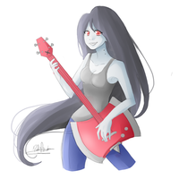 Marceline by Nasuki100