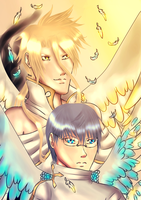 DNAngel Light Side revisted by KumoriNinja08