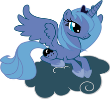 S1 Luna cloud by xw3r3w0lfx