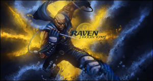 Raven enters The Iron First Tournament - Signature by ArtieFTW
