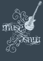 Muse gig poster by twinibird