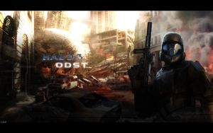 Halo 3 ODST by igotgame1075