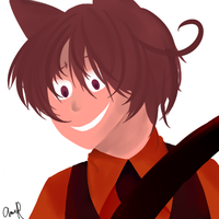 [APH]{MogekoCastle!A.U} Tyrant of the 5th Floor by Anne-the-Dreamer