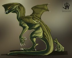 Green Derg by DemonML