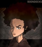 . Boondocks . by Filly777