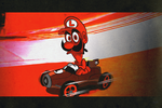 Mario Kart 8 in a Koopashell by Themrock