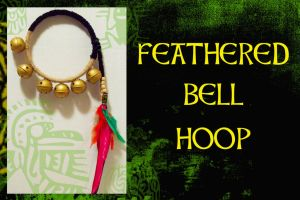 FEATHERED BELL HOOP by SCT-GRAPHICS