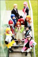 Uta no prince sama - We are one by Jealles