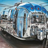 Tradewind 1964 by Airstreams
