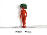 patternWoman2 by cottonflake