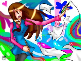 Its Drawing Me by PutriRei12