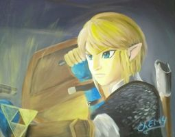 That Guy in Hyrule Warriors... by DNLINK
