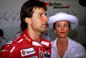 Michael Andretti (South Africa 1993) by F1-history