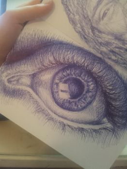 Eye by RecklessPadfoot