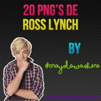 2O PNG's de Ross Lynch by CrayolaWasHere