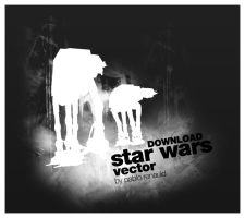 Star Wars Vector by pablorenauld