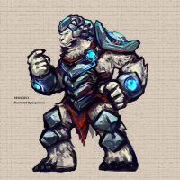 Volibear by capcomcc