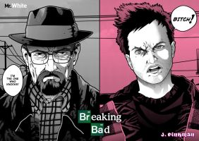 Breaking Bad Fanart by ZehB