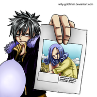 Gray and Juvia 2 by willy-goldfinch
