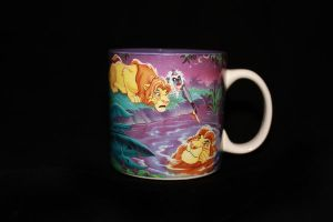 Lion king mug by Takadk