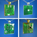 Hard Drive Pendants by Llyzabeth