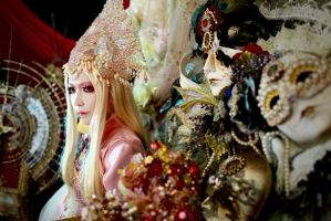 Trinity Blood - Mirka Fortuna 2 by EimASagi